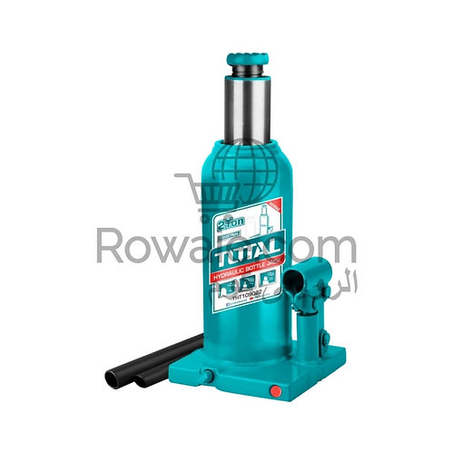 TOTAL THT109022 HYDRAULIC BOTTLE JACK 2T | كوريك 2 طن