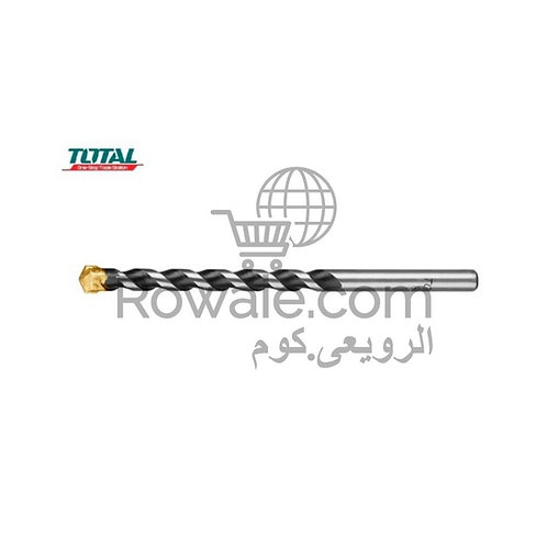 Total TAC211001 Masonry Drill Bit 10*120mm | بنطة فدية 10 ملى * 120 ملى