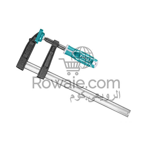 Total THT1320801 80x300mm F Clamp | زرجينة 80 ملى * 300 ملى توتال