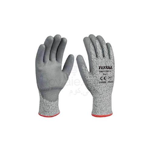 Total TSP1701-XL Cut-resistance Gloves | جوانتى مضاد للقطع