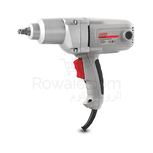 Crown CT12018 Impact Wrench 900W 1/2 inch |  دريل فك وربط 900 وات نص بوصة كراون