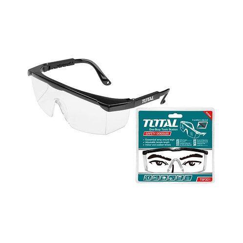 TOTAL TSP301 SAFETY GOGGLE | نظارة حماية توتال