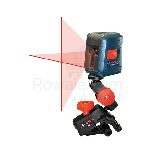 Bosch GLL 2 Professional 2 Line Laser 10m 0601063A01 | ميزان شيرب ليزر 2 خط 10م
