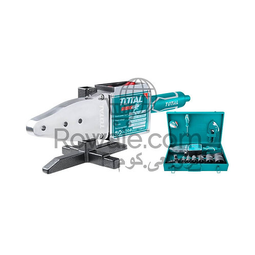 Total TT328151 Plastic Tube Welding Tools 1500w | ماكينة لحام بولى