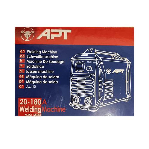 APT Welding machines 180A | ماكينة لحام انفرتر ديجتال 180 امبير اية بي ت