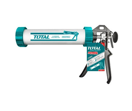 "Total THT20112 Aluminum caulking gun 12""   مسدس سيليكون سيكا 12 بوصة"