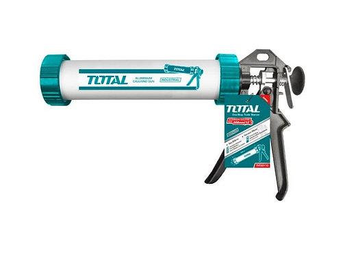 "Total THT20112 Aluminum caulking gun 12"" | مسدس سيليكون سيكا 12 بوصة"