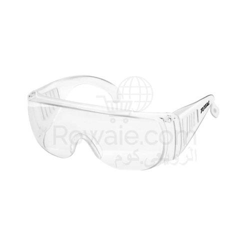 TOTAL TSP304 SAFETY GOGGLE | نظارة حماية توتال