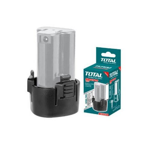 Total TOBPLI228120 Li-Ion Battery 12v | بطارية 12 فولت بلحة