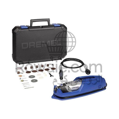 Dremel 3000 F0133000JP  130W | دريميل مينى كرافت 130 وات مع 25 قطعة وحامل