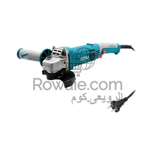 Total TG1121256 Angle Grinder 5 Inch 1010W   صاروخ قطعية توتال 1010 وات