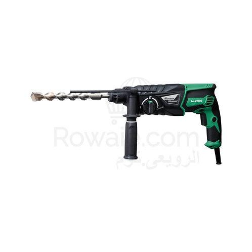 HiKOKI DH26PC Rotary Hammer 3 Modes 26mm 830w   شاكوش 830 وات 3 حركات 3.2 جول