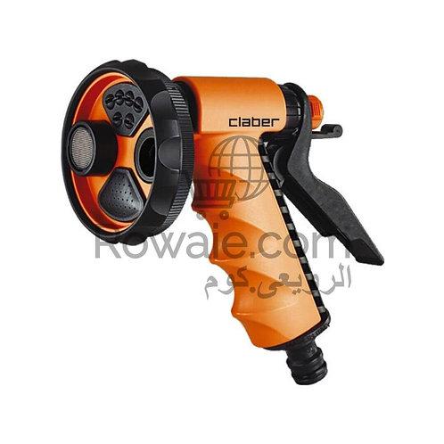 "Claber 9391  ""Ergo-Garden"" Spray Pistol | رشاش مياه بنظام الرش المتعدد كلابر"