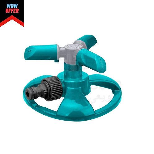 TOTAL THPS23602 PLASTIC 3 ARM ROTATORY SPRINKLER | رشاش مياه ثلاثى توتال