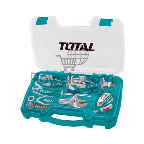 Total THKTHP90256 Hand Tools Set 25PCS | طقم عدة 25 قطعة توتال