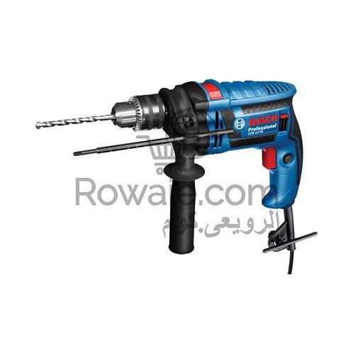 Bosch 06012271K1 GSB 13 RE Impact Drill 13mm 650w |شنيور بوش 13 ملى 650 وات دقاق