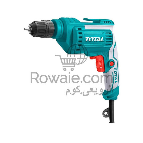 Total TD2051026-2 Keyless Electric Drill 500w |  شنيور 500 وات ظرف اتوماتيك