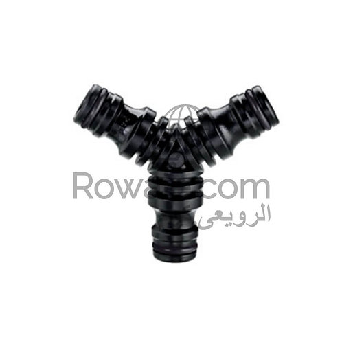 Claber 8615 Three-Way Connector | وصلة ناقل ثلاثي كلابر