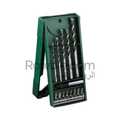 Bosch Multi Drill BIT 14 Pcs 2 607 017 161 | مجموعة بنط متعددة + لقم 14 قطعة