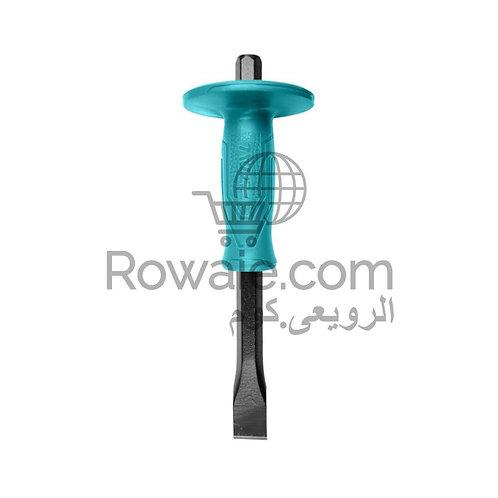 TOTAL THT4211026 COLD CHISEL 254mm | أجنة مبططة توتال