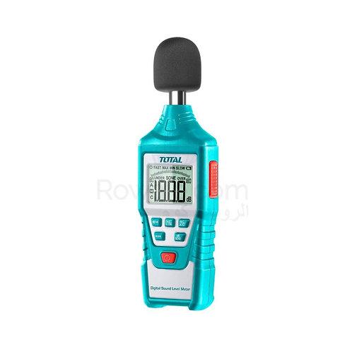 TOTAL TETSL01 DIGITAL SOUND LEVEL METER | جهاز قياس مستوى الصوت