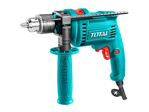 TOTAL TG105136 IMPACT DRILL 550W   شنيور دقاق 550 وات من توتال تولز