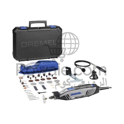 Dremel F0134300JA 4300 Multi-Tool   175W | دريميل 4300 مينى كرافت 175 وات
