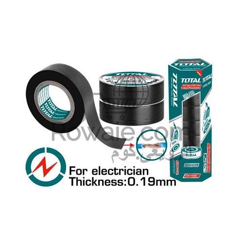 Total THPET1102 PVC Insulating Tape 9.15M   شریط لحام عازل للكھرباء  توتال