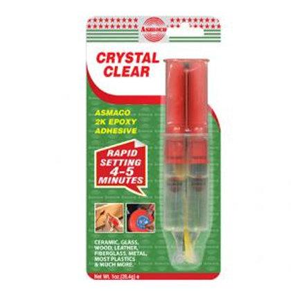 Asmaco Crystal Clear Epoxy |مادة الايبوكسى الاصقة