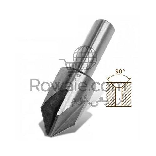 Countersink HSS Drill Bit 8mm 2Pcs | طقم 2 بنطة تخويش راس مسمار حدادى 8 ملى