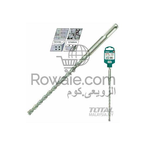 Total TAC310601 SDS Plus Hammer Drill Bit/بنطة  هلتي6*110مم