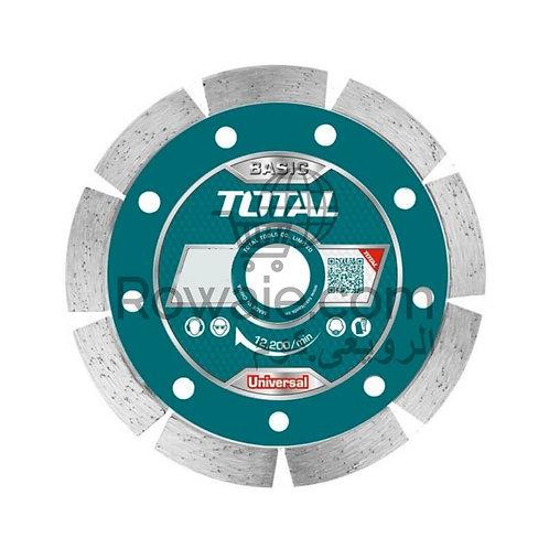 "TOTAL TAC2111153 DIAMOND DISC UNIVERSAL 4.5"" | الماظة 4.5 بوصة"