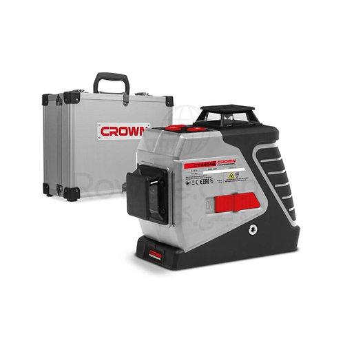 Crown CT44048 Line Lasers Green 360°   ميزان شيرب ليزر 360 درجة