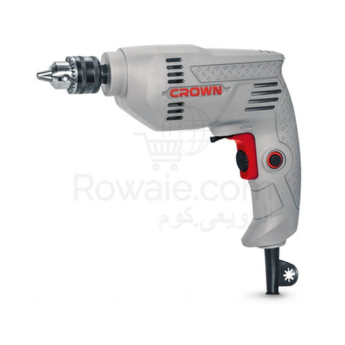 Crown CT10125 Drill 300W 6.5mm | شنيور 300 وات 6.5 ملى كراون