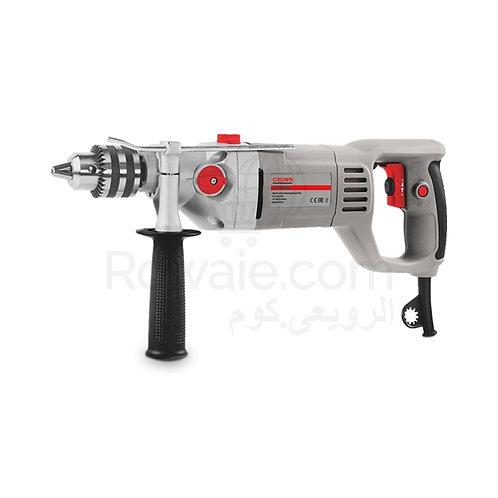 Crown CT10032 Impact Drill 1050W | شنيور دقاق 1050 وات كراون