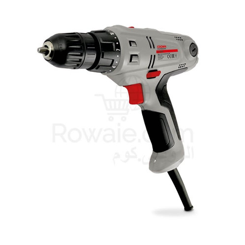 Crown CT10113 Drill 280W 10mm | شنيور فك و ربط 280 وات ظرف اتوماتيك و درجات عزم