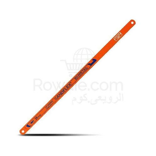 "Bahco Sand Flex Bi Metal Hand Hacksaw Blade 12"" | سلاح منشار حدادى يدوى سويدى"