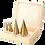 Thumbnail: 4Pcs HSS 4-12/20/30/32mm Step Drill Bit Cone Set