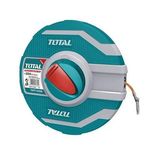 Total TMTF12206 Fiberglass Measuring Tape 20m | متر 20 متر فيبر جلاس