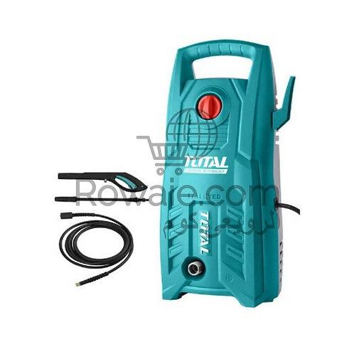 Total TGT11316 High Pressure Washer 1400W | ماكينة غسيل ضغط عالي 1400 وات توتال