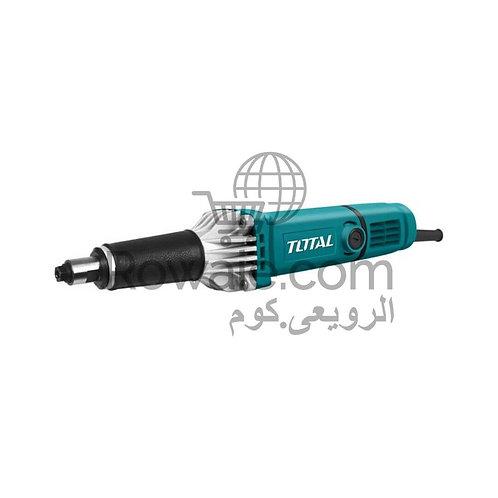 TOTAL TG504062 DIE GRINDER 400W | صاروخ اصطمبات زور طويل 400 وات