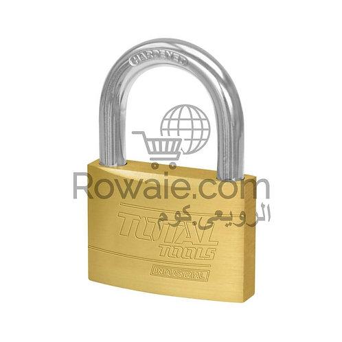 TOTAL TLK32502 BRASS PADLOCK 50mm | قفل نحاس 50 ملى