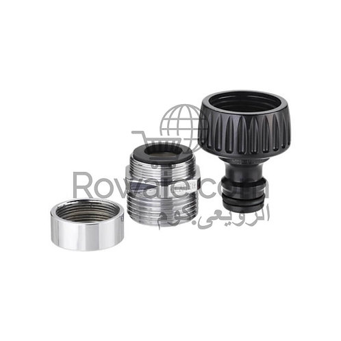 "Claber 8597  3/4"" (20 - 27 mm) Tap Connector Metal 