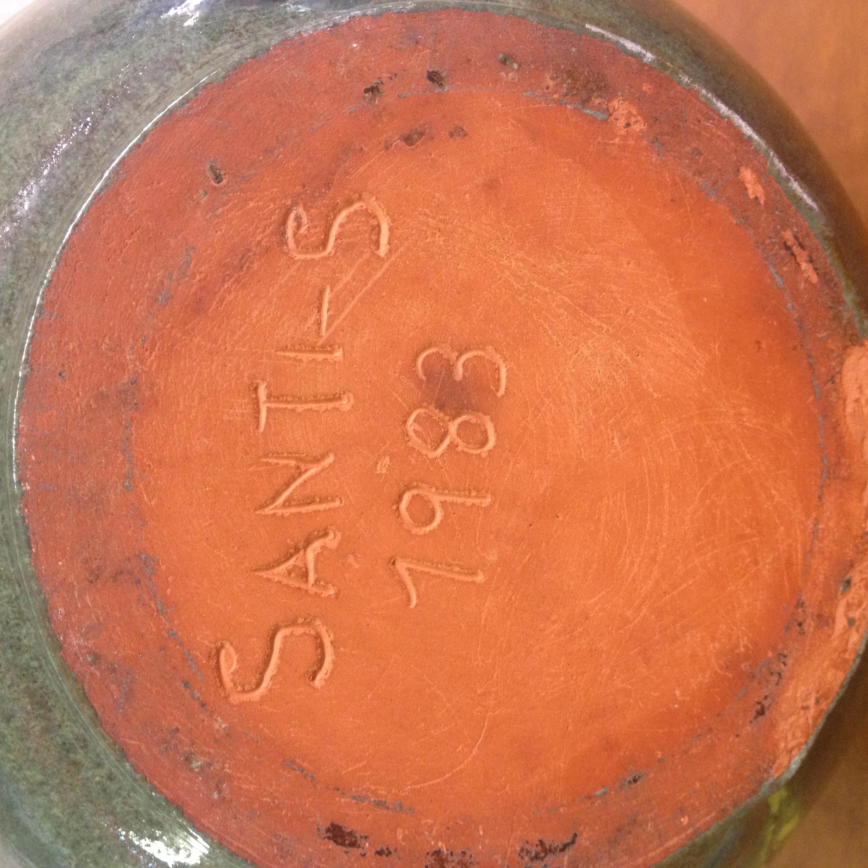 Vase céramique Santi-s