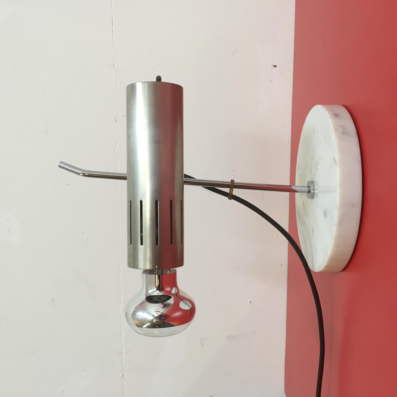 lampe alain richard un spot  A4 disderot
