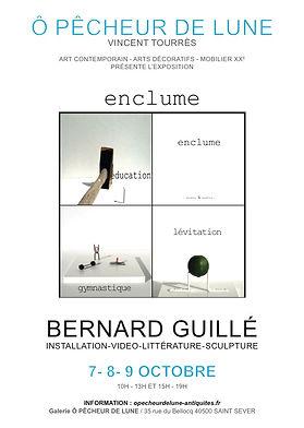 Bernard Guillé, Art contemporain, Ô Pêcheur de Lune