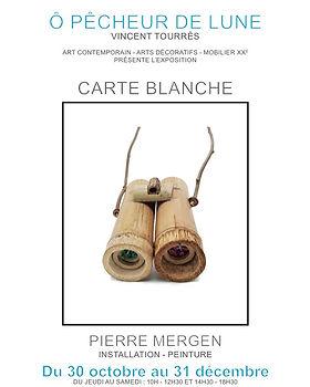 Pierre Mergen, art contemporain, ô pêcheur de lune