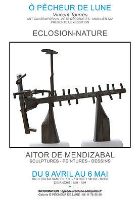 Aitor de Mendizabal, art contemporain, Ô Pêcheur de Lune