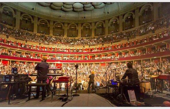 The Mighty Royal Albert Hall