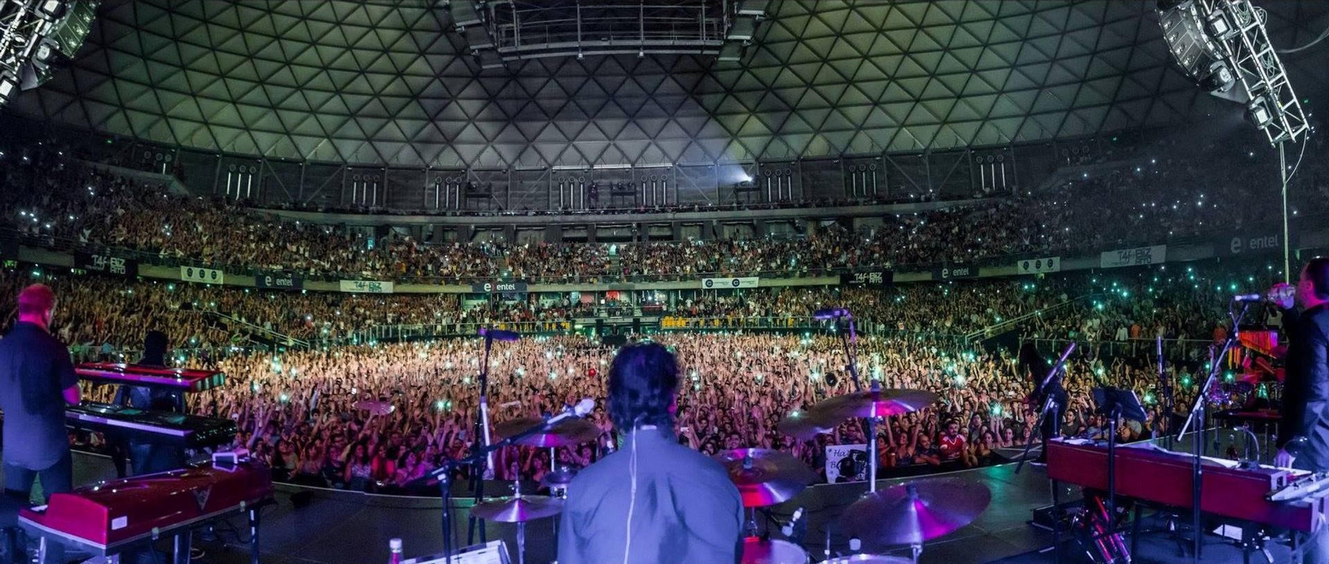 Big Love Tour Santiago De Chile 2016